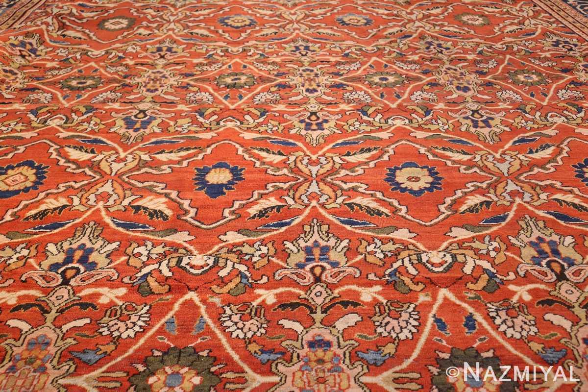 antique persian sultanabad carpet 47267 full Nazmiyal