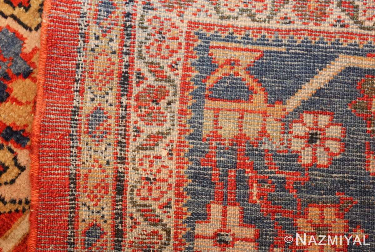 antique persian sultanabad carpet 47267 weave Nazmiyal
