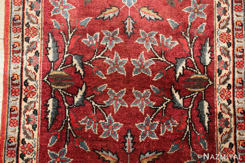 antique silk turkish rug 47223 middle Nazmiyal