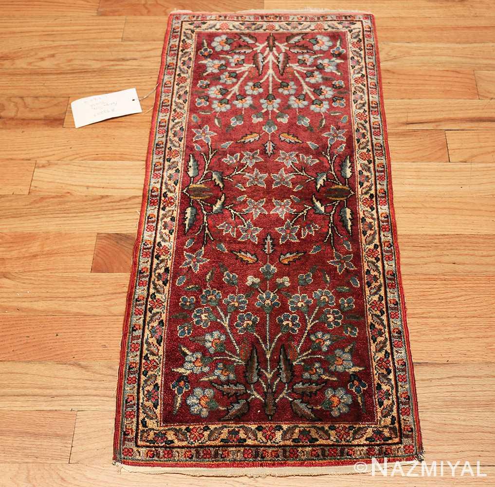 antique silk turkish rug 47223 whole Nazmiyal