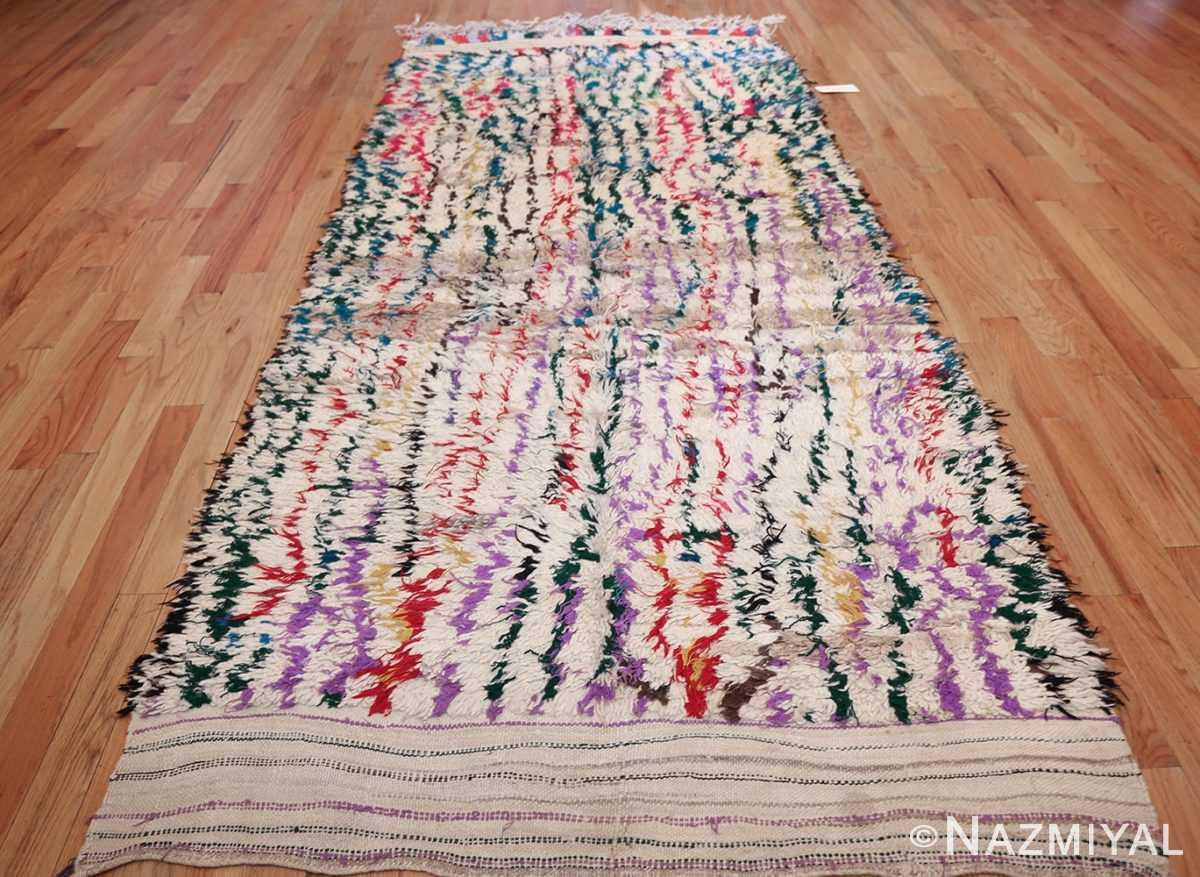 vintage moroccan rug 47216 whole Nazmiyal