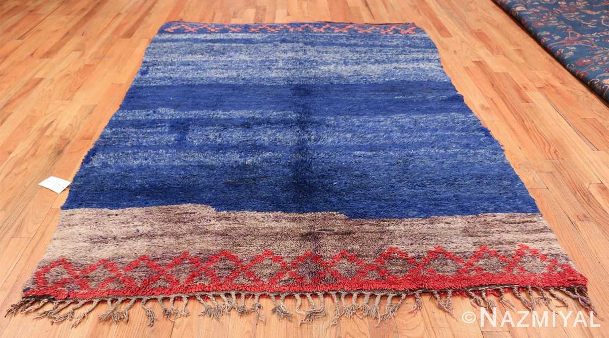 Vintage Moroccan Rug 49861 Whole Design Nazmiyal