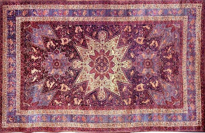 Armenian Orphan Rug by Nazmiyal