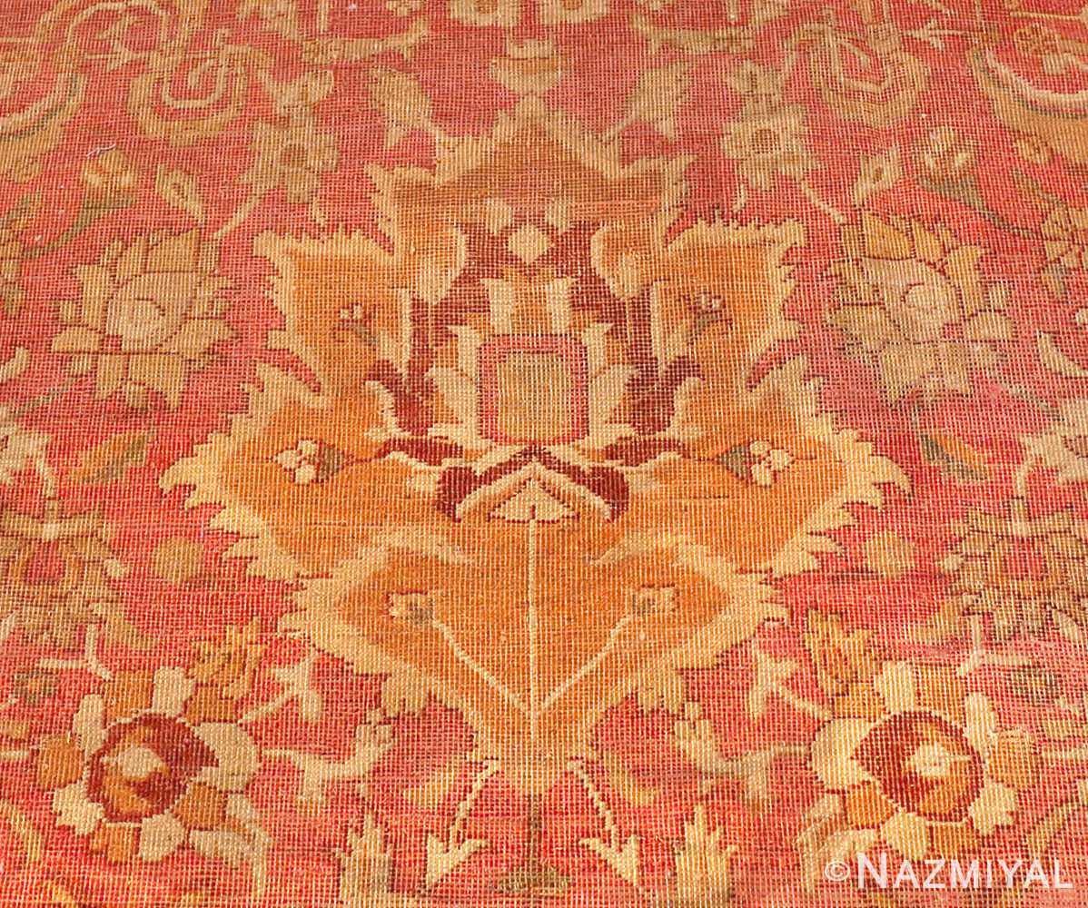 Picture of the Design of Antique Indian Amritsar Carpet 3277