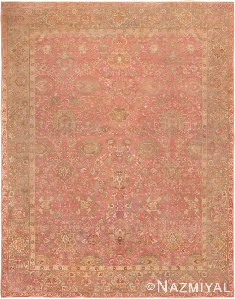Antique Indian Amritsar Carpet 3277 Nazmiyal