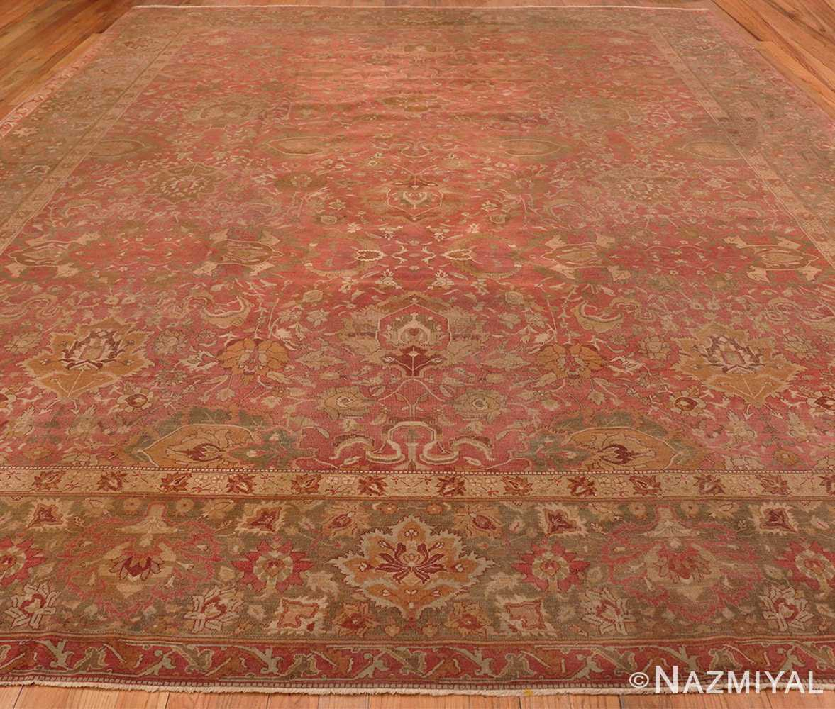 Picture of the whole of Antique Indian Amritsar Carpet 3277