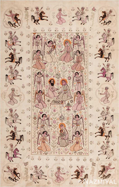 Antique Persian Textile 45528 Detail/Large View