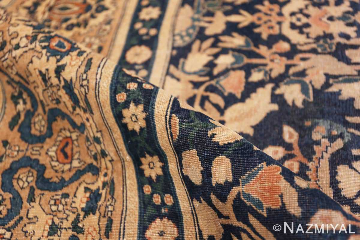 Pill Antique Indian Agra rug 40572 by Nazmiyal