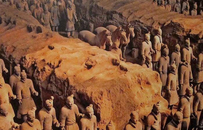 Xi'an Terracotta Horses