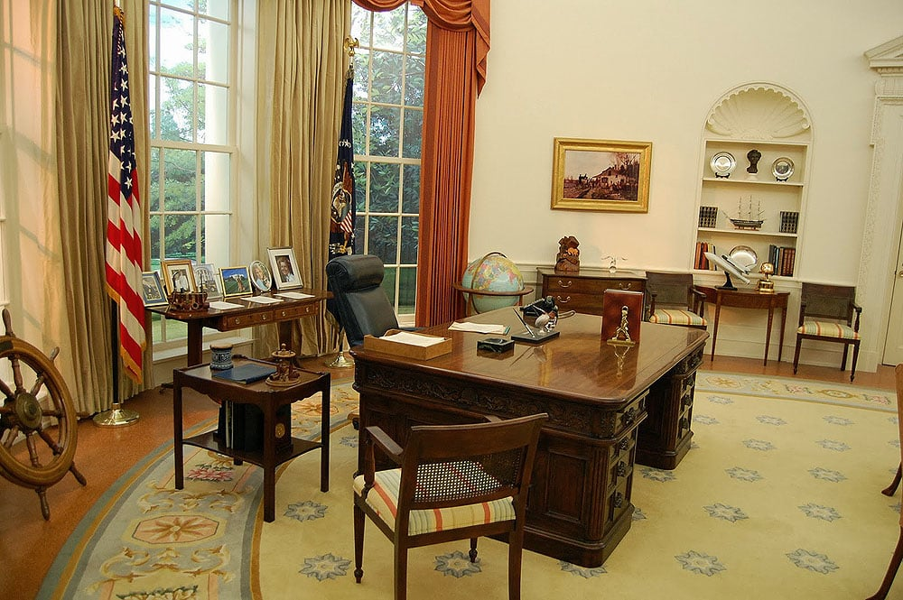 President Gerald Ford Oval Office Rug Nazmiyal Antique Rugs