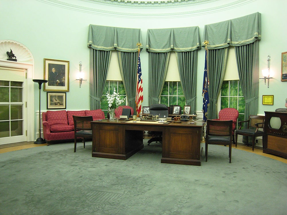 Oval Office Rugs Presidential