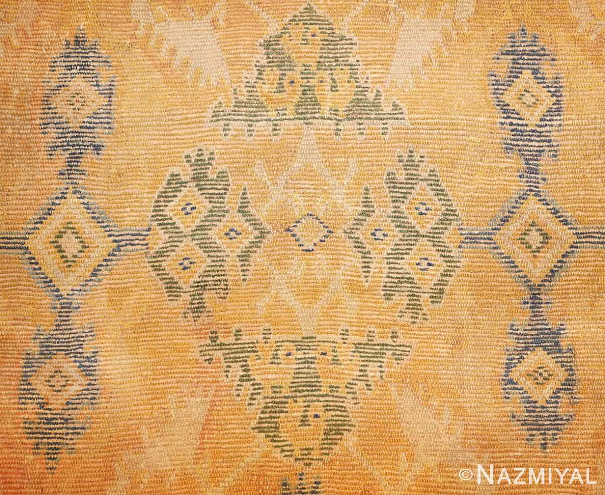 antique 17th century spanish cuenca carpet 47370 design Nazmiyal