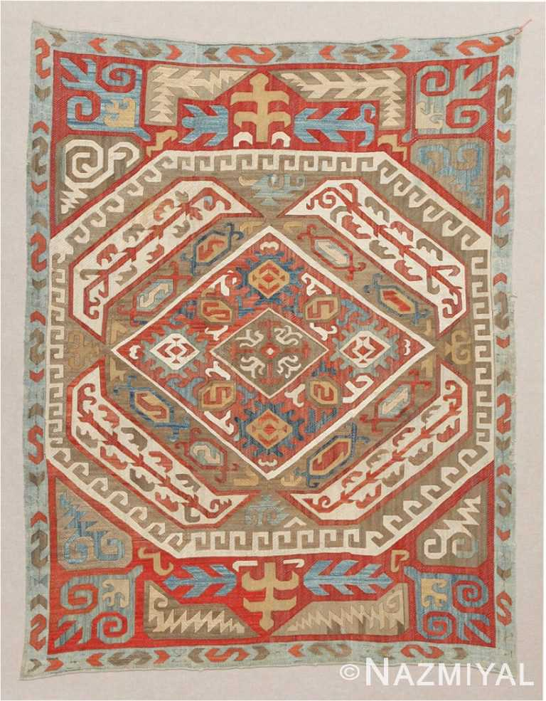 Antique Azerbaijan Textile 47367 Large Image