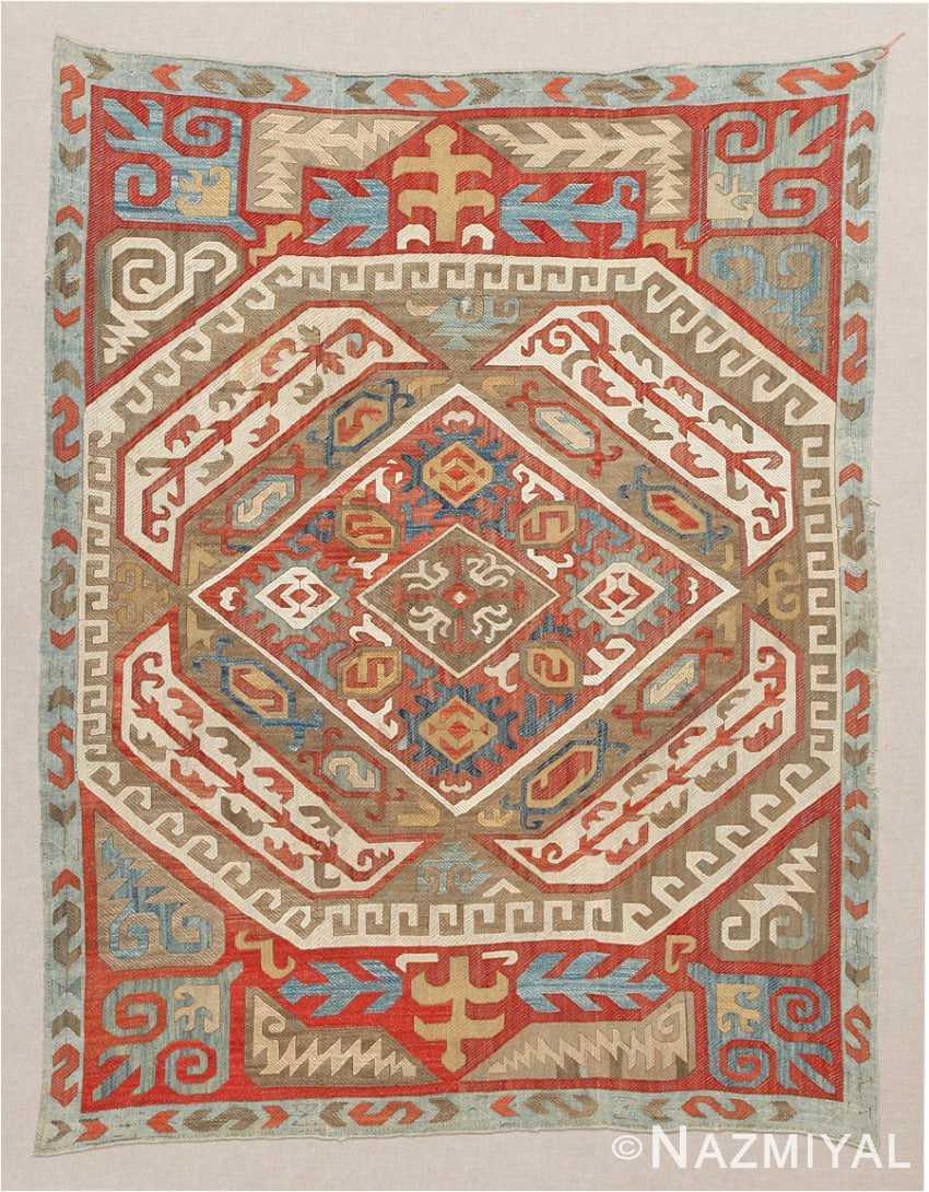Antique Azerbaijan Textile 47367 Large Image