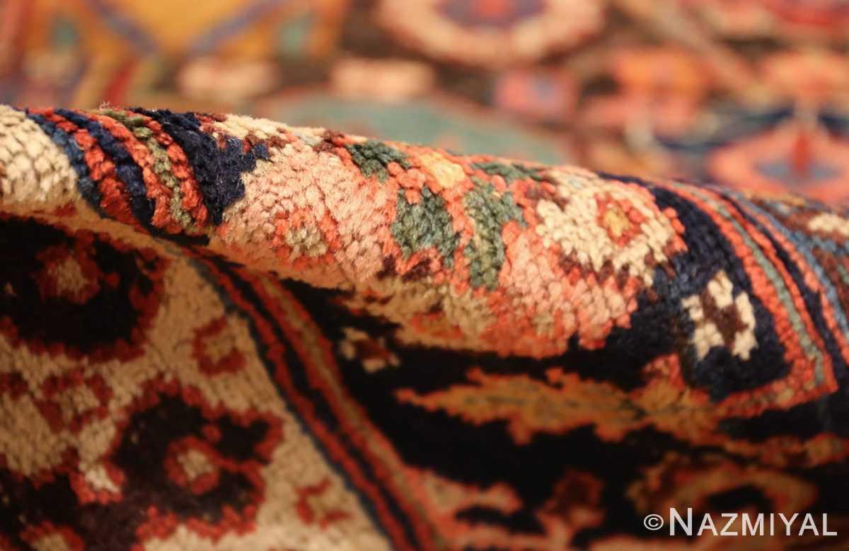 antique persian bidjar sampler rug 47377 pile Nazmiyal