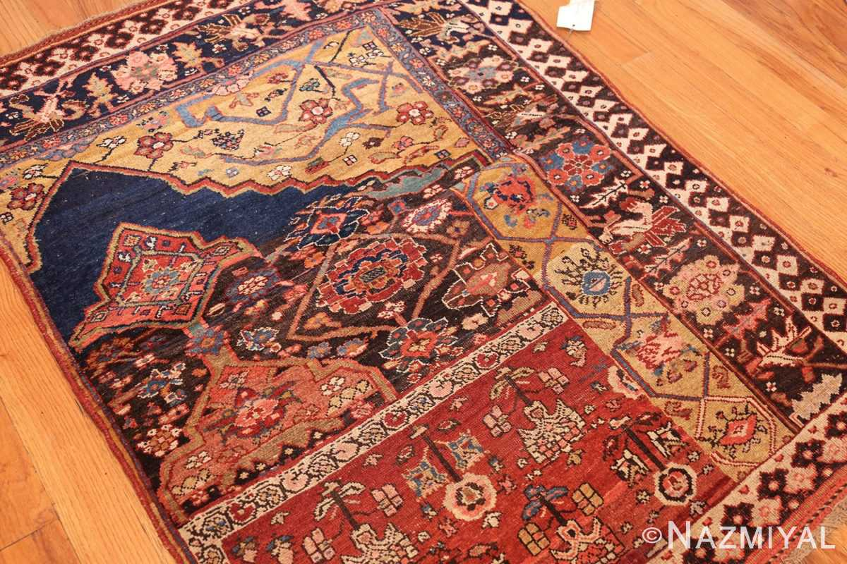 antique persian bidjar sampler rug 47377 whole Nazmiyal