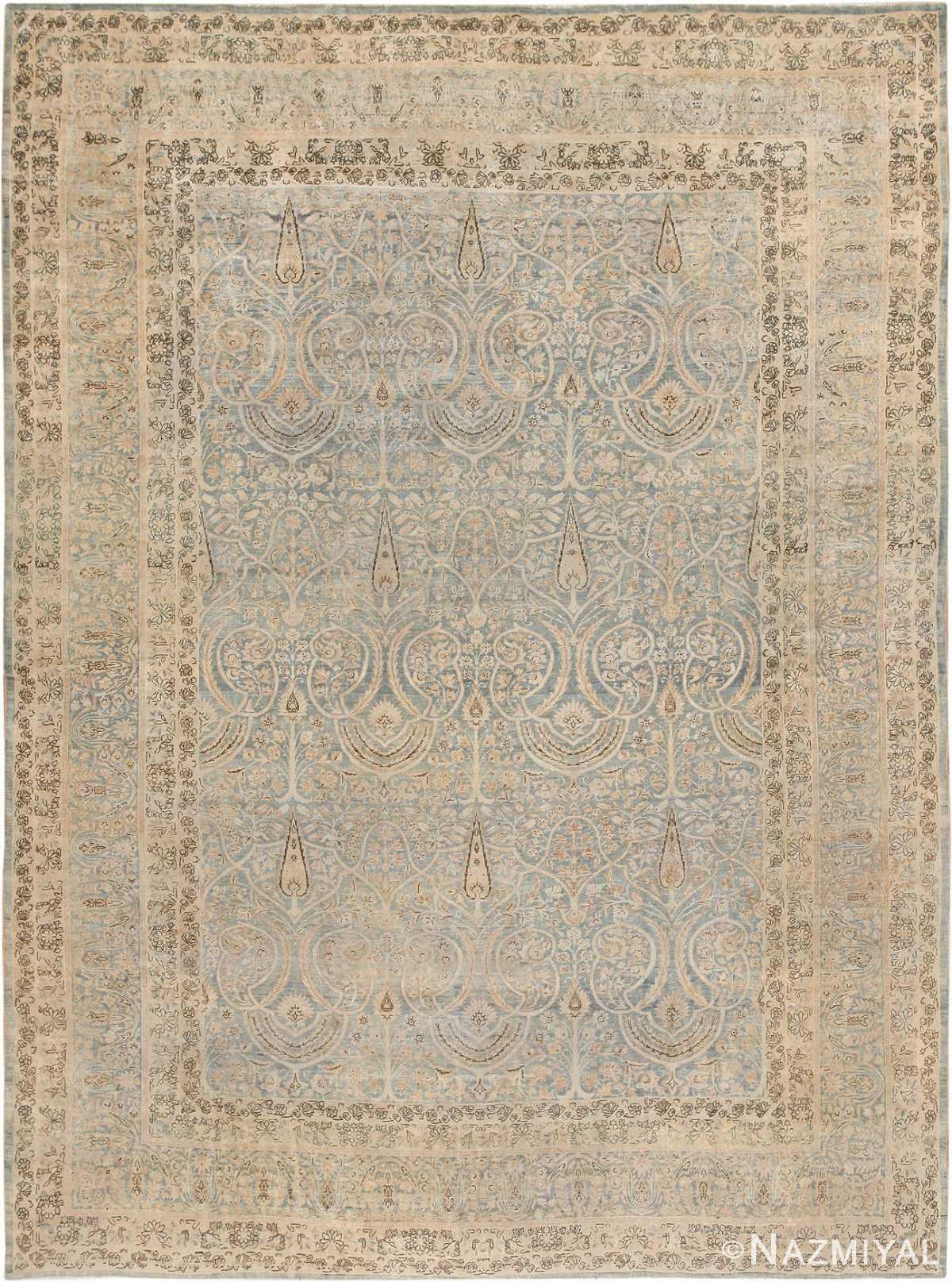 Antique Persian Kerman Carpet 46801 Nazmiyal
