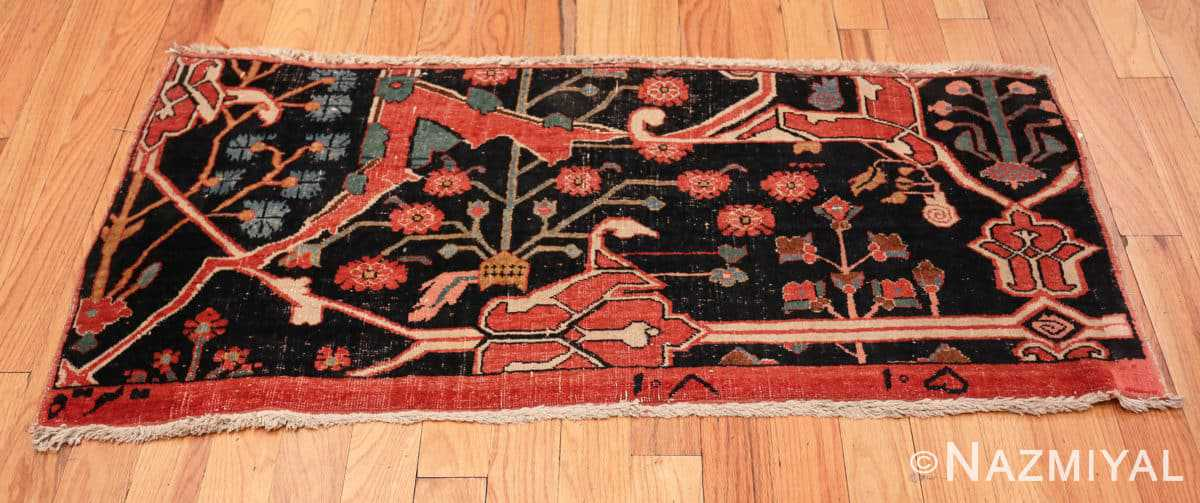 Full Antique Persian Bidjar Sampler rug 47379 by Nazmiyal