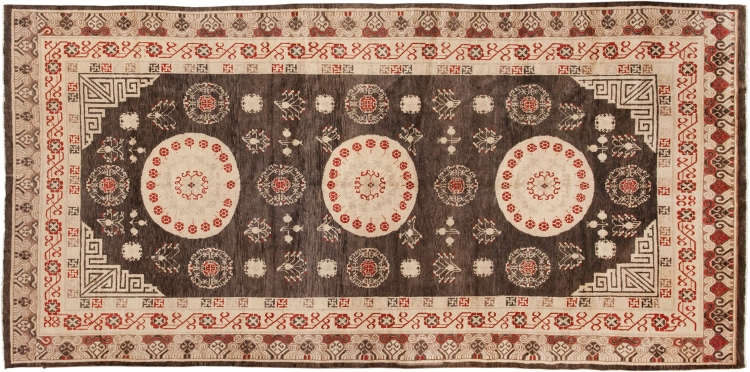 Antique Samarkand carpets Nazmiyal
