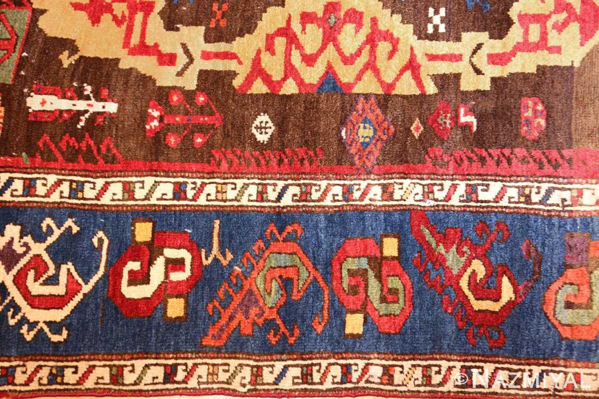 18th century turkish rug from james ballard 47373 border Nazmiyal