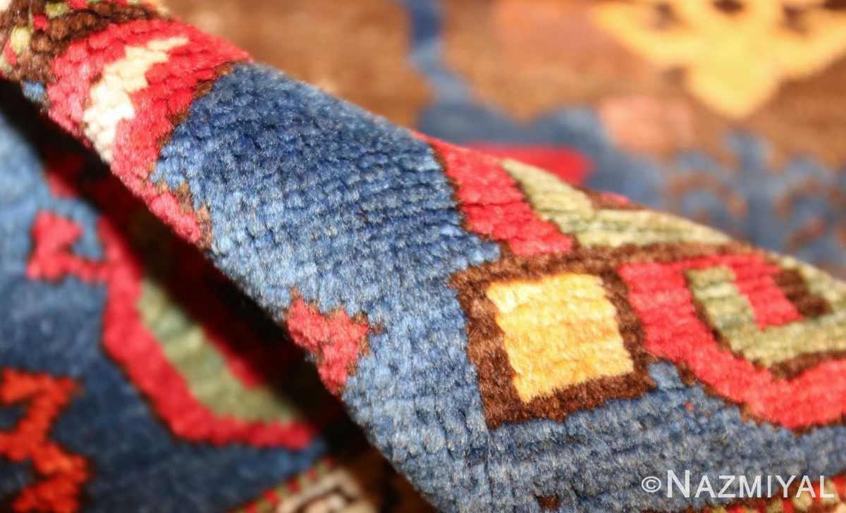 18th century turkish rug from james ballard 47373 pile Nazmiyal