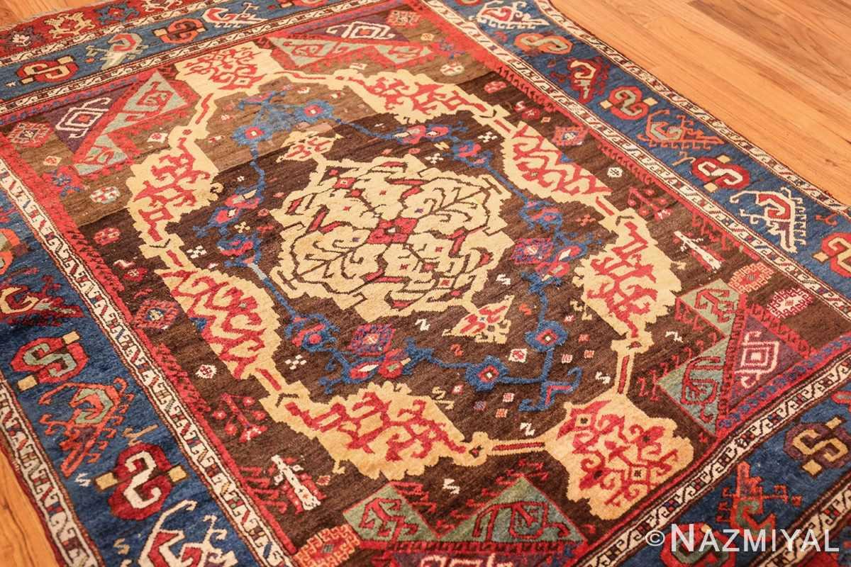18th century turkish rug from james ballard 47373 side Nazmiyal
