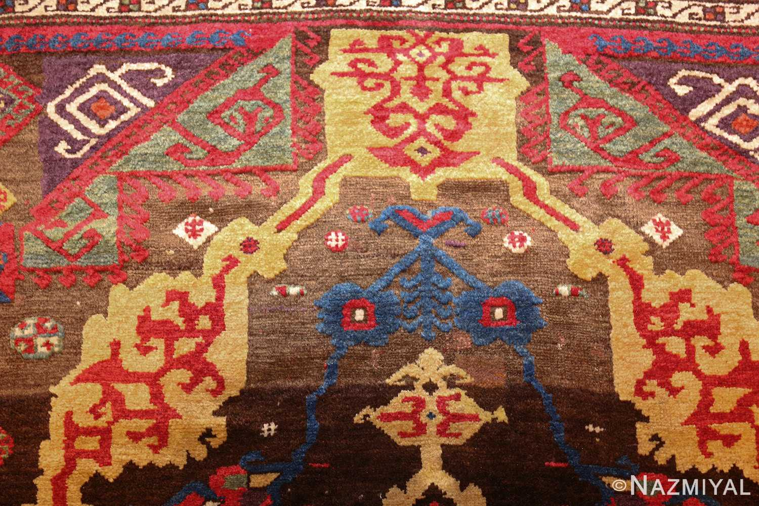 18th century turkish rug from james ballard 47373 top Nazmiyal