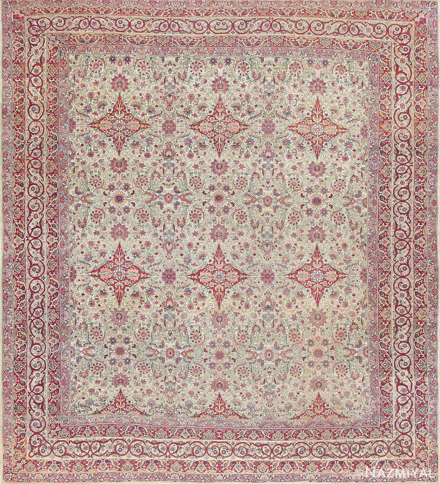 Antique Persian Kerman Carpet 47429 Large Image