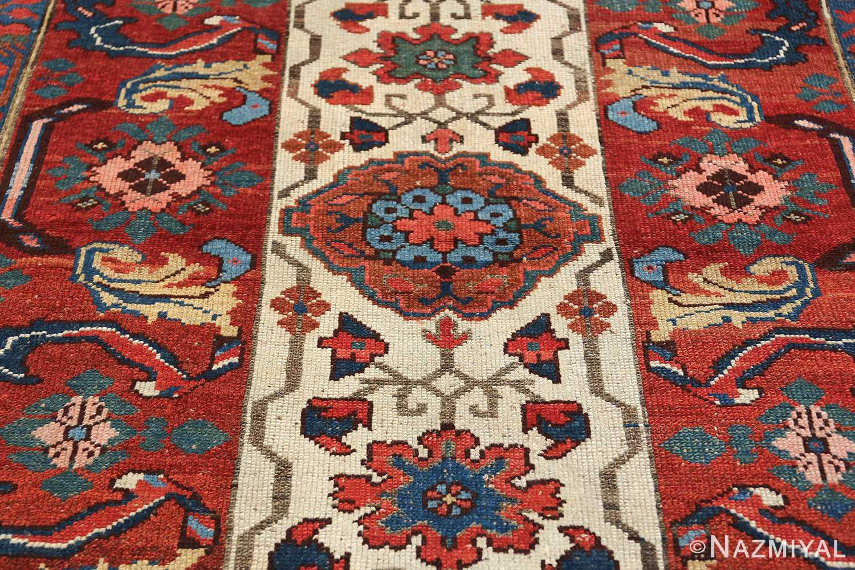 antique persian kurdish bidjar rug 47409 middle Nazmiyal
