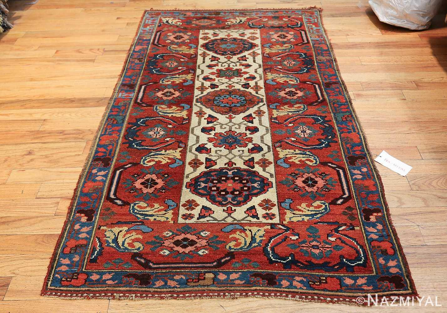 antique persian kurdish bidjar rug 47409 whole Nazmiyal