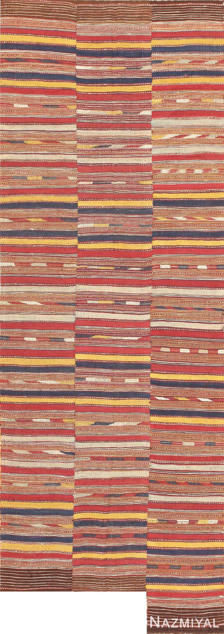 Antique Persian Mazandaran Kilim 47354 Large Image