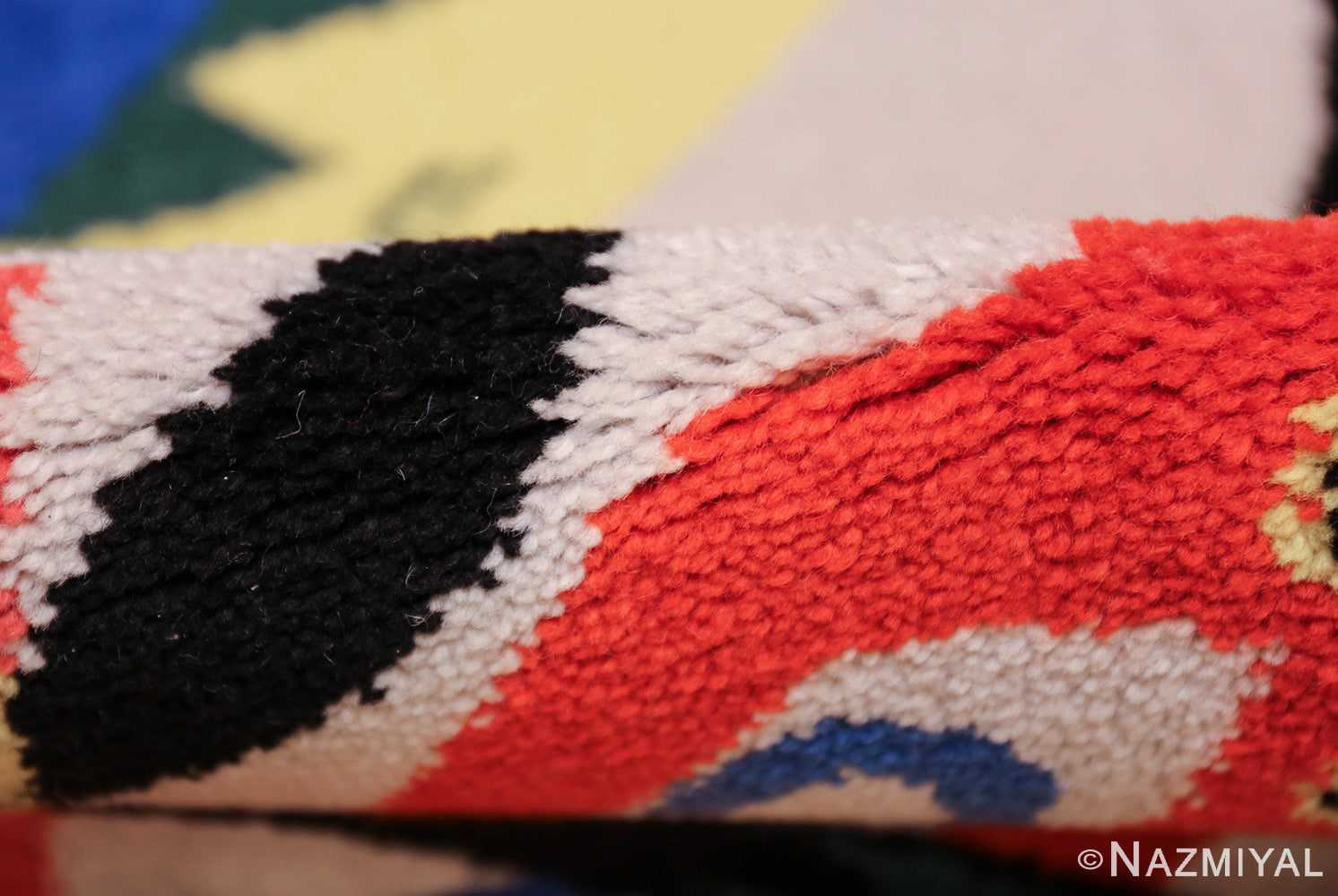 bauhaus rug inspired by kandinsky small worlds 47388 pattern edited Nazmiyal