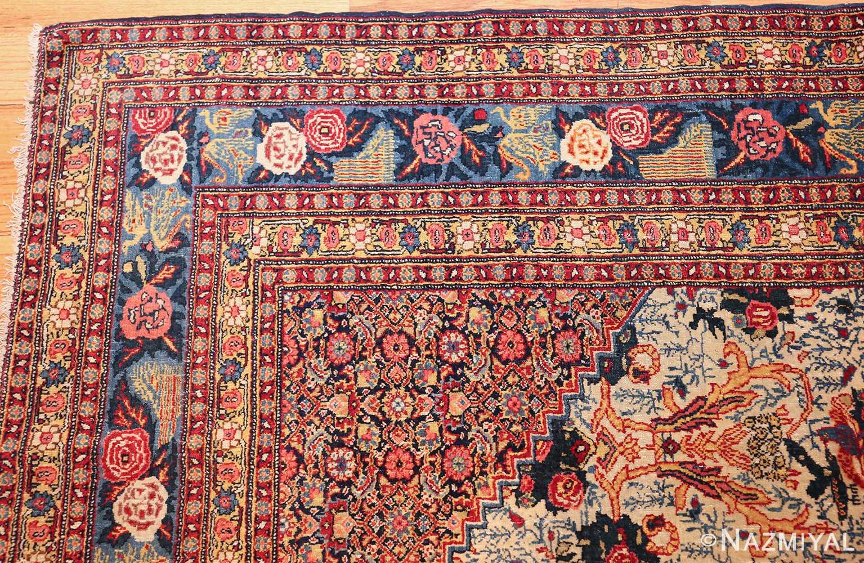 fine antique persian tabriz rug 47458 corner Nazmiyal