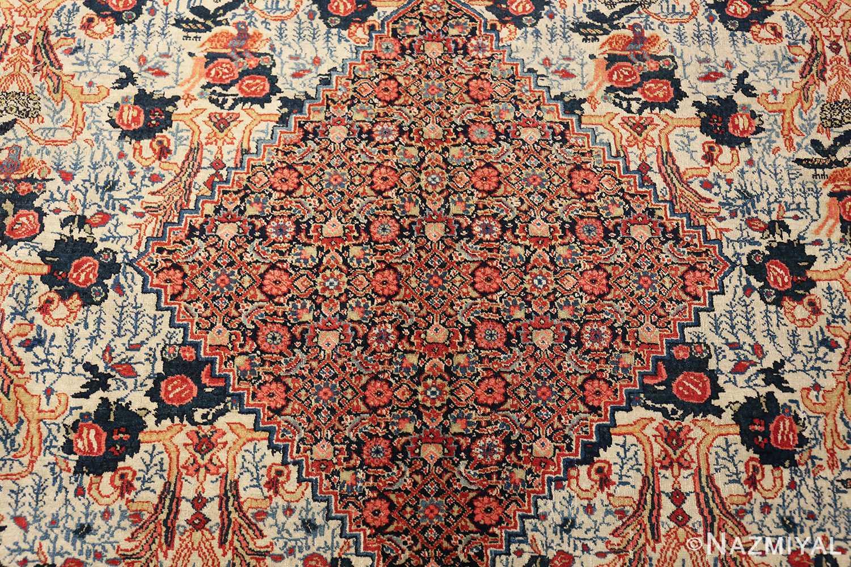 fine antique persian tabriz rug 47458 medallion Nazmiyal