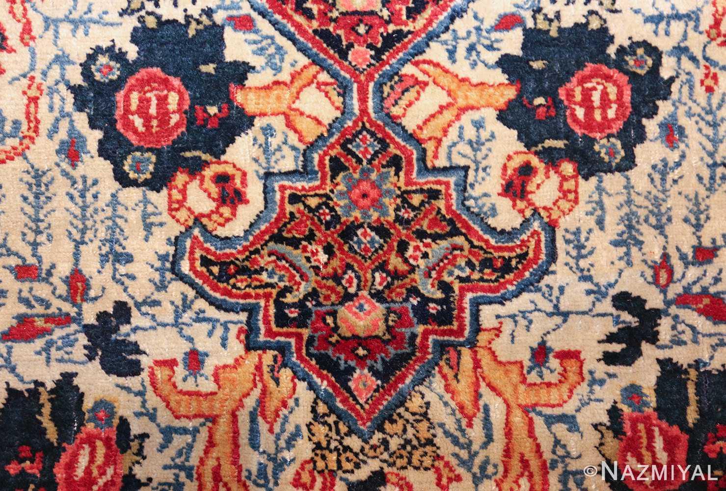 fine antique persian tabriz rug 47458 tiara Nazmiyal