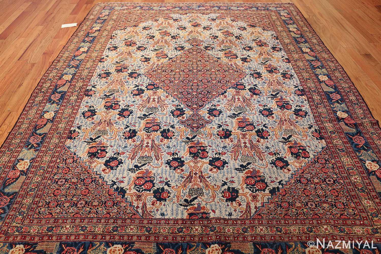 fine antique persian tabriz rug 47458 whole Nazmiyal