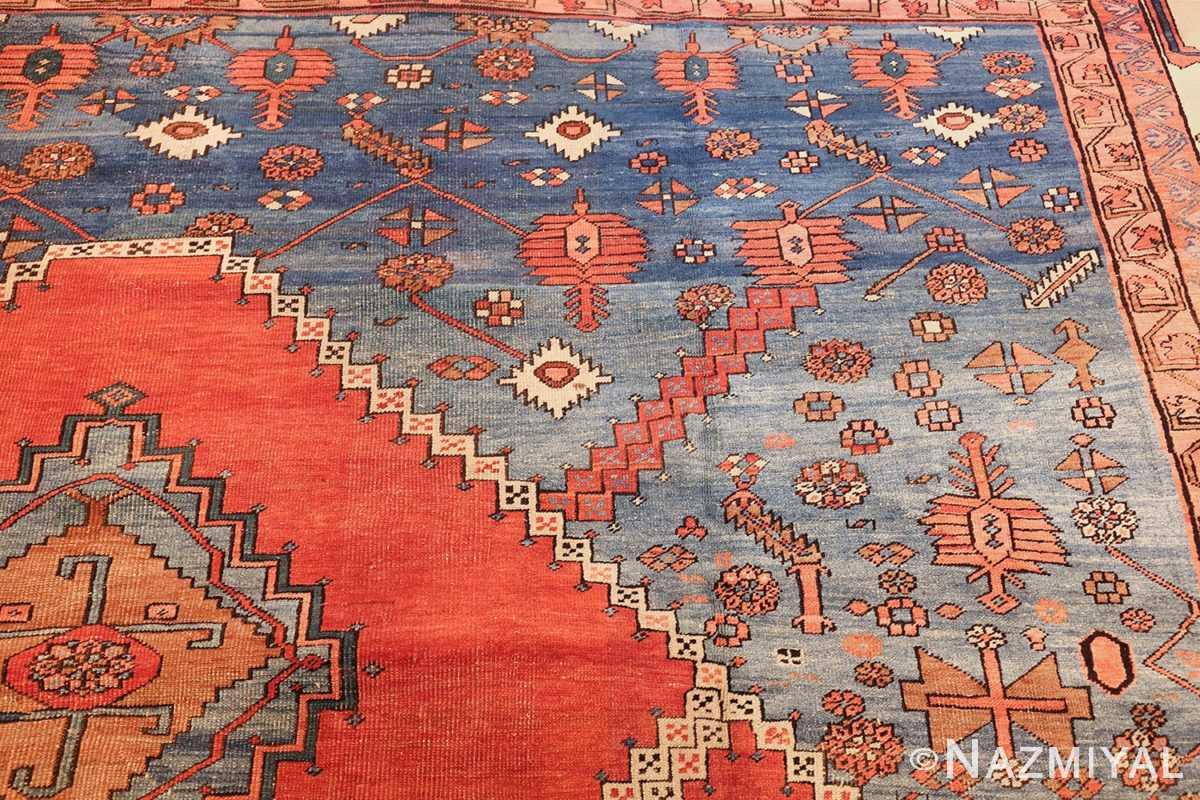 large geometric antique persian bakshaish carpet 47431 design Nazmiyal