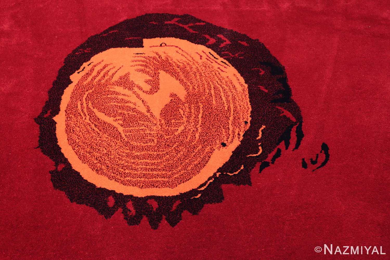 mid century modernist carpet by artist adolph gottlieb 47408 sun Nazmiyal