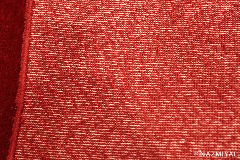 mid century modernist carpet by artist adolph gottlieb 47408 weave Nazmiyal