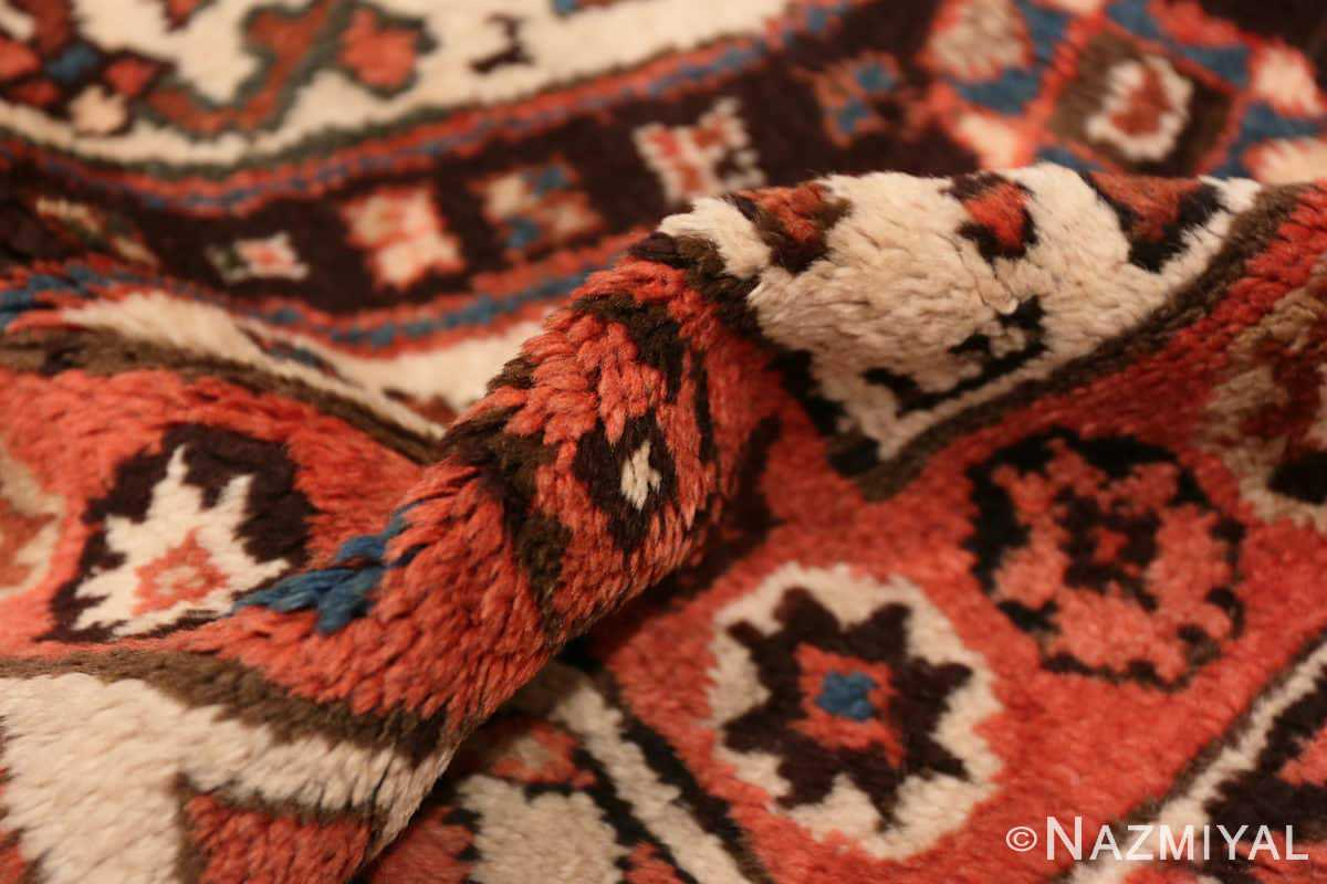 PileAntique Persian Tribal Kurdish rug 47448 by Nazmiyal