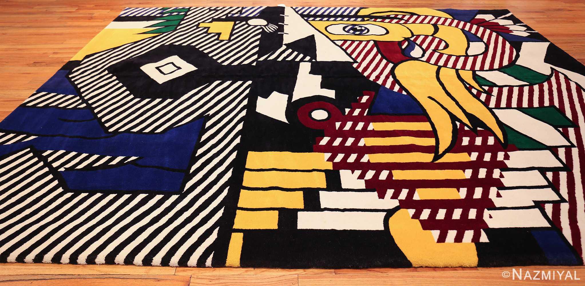 pop art rug by roy lichtenstein 47406 whole Nazmiyal