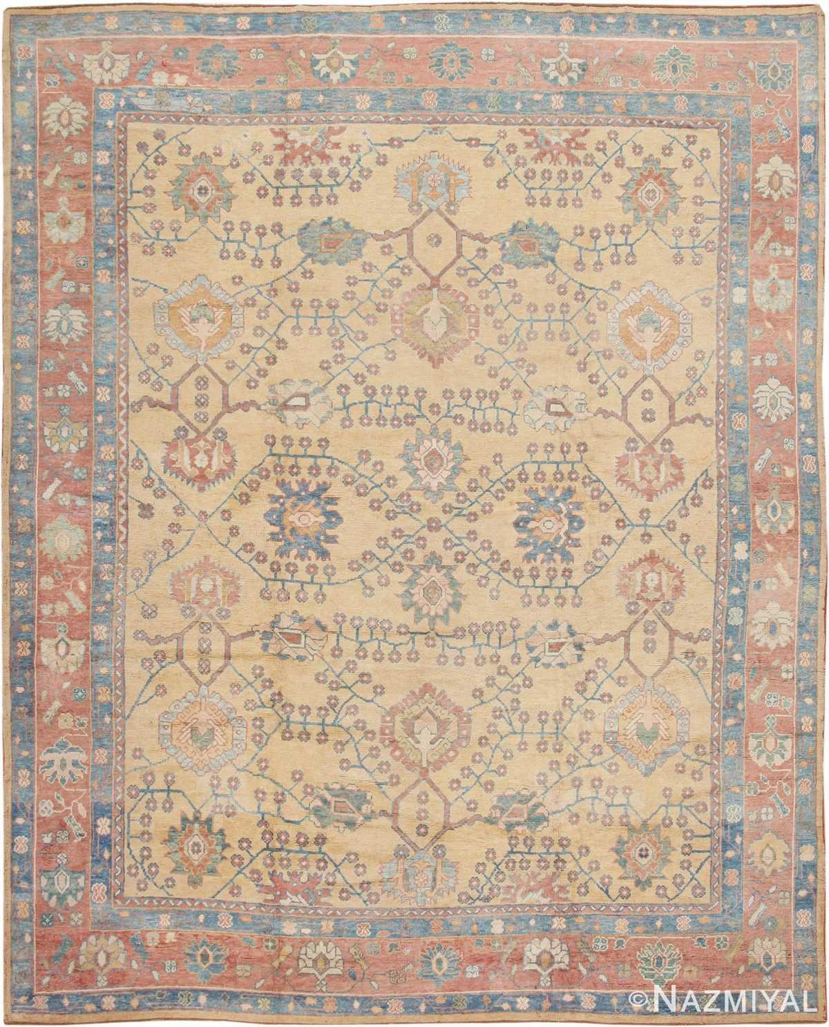 Vintage Turkish Carpet 47402 Detail/Large View