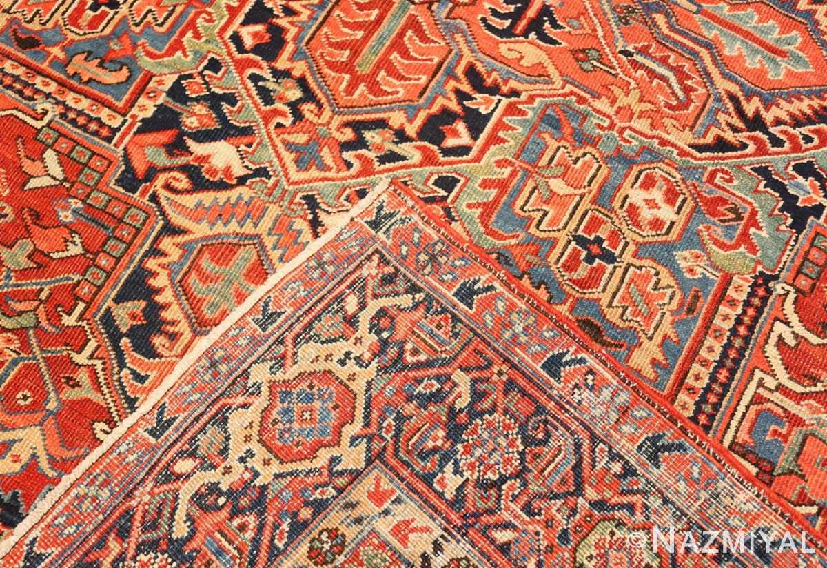 Weave Antique Persian Heriz rug 47297 by Nazmiyal
