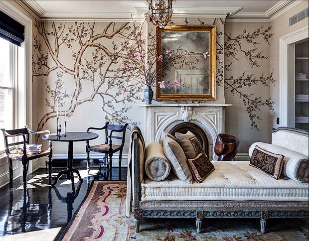 Nazmiyal Antique Carpets Featured In New York Times