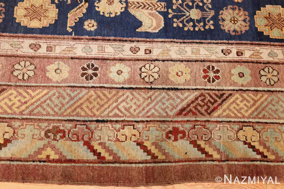 antique khotan rug 47498 border Nazmiyal