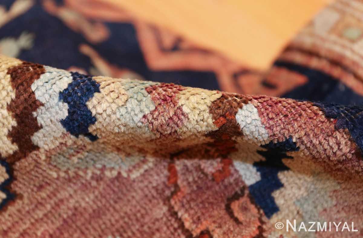 antique khotan rug 47498 pile Nazmiyal
