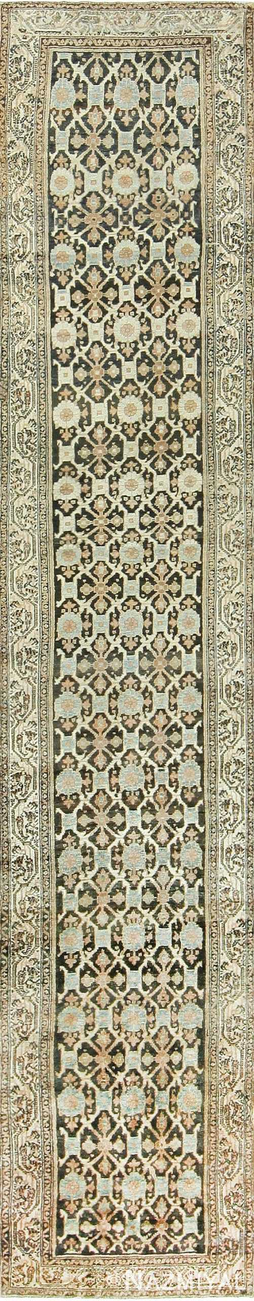 Antique Malayer Persian Runner Rug 47517 Detail/Large View