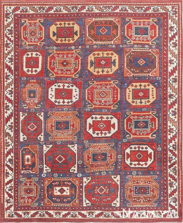 Antique Tribal Persian Afshar Rug 47543 Large Image