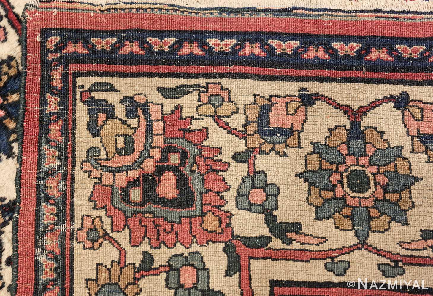 fine antique persian khorassan oversized mashad rug 47521 weave Nazmiyal