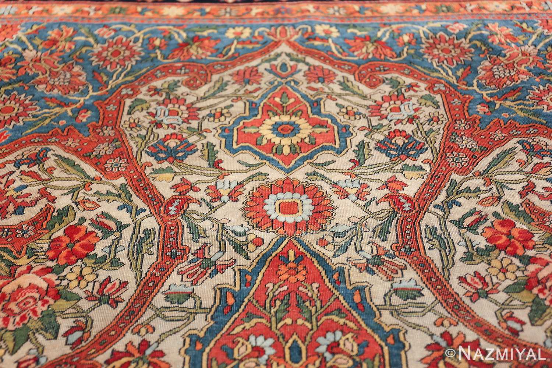 fine antique persian mohtashem kashan carpet 47197 top Nazmiyal